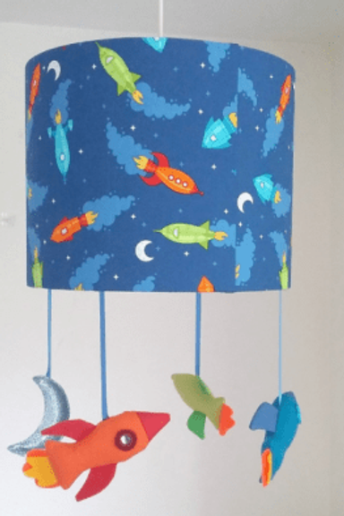 Dannells- Mobil Lampshades