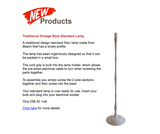 new products from Dannells