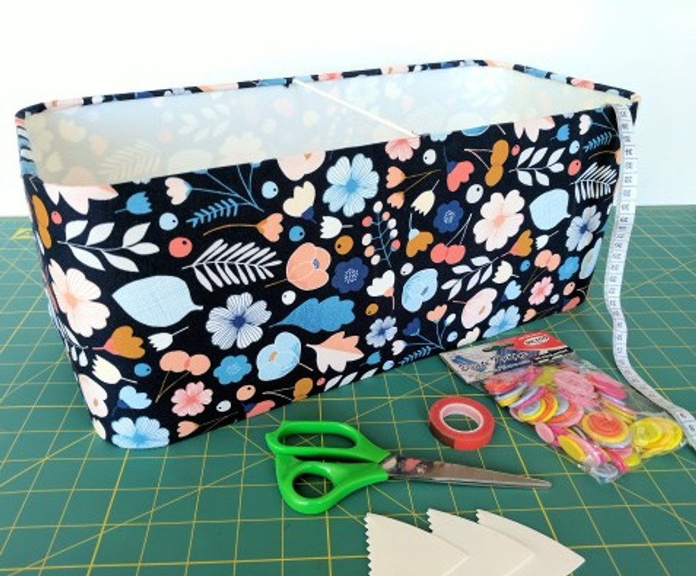 Sewing Bin Kit by Dannells. Sewing DIY project