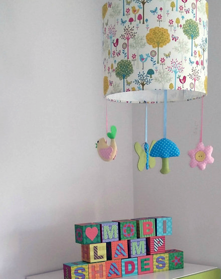Dannells Mobil Lampshades