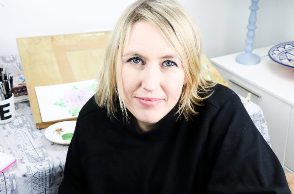 Meet Ella, artist and illustrator, journalist and stylist