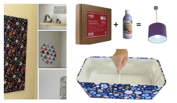Dannells craft kits. DIY and craft ideas