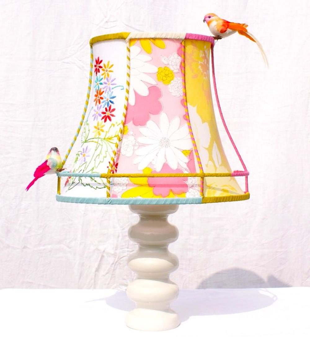 lampshade tutorial