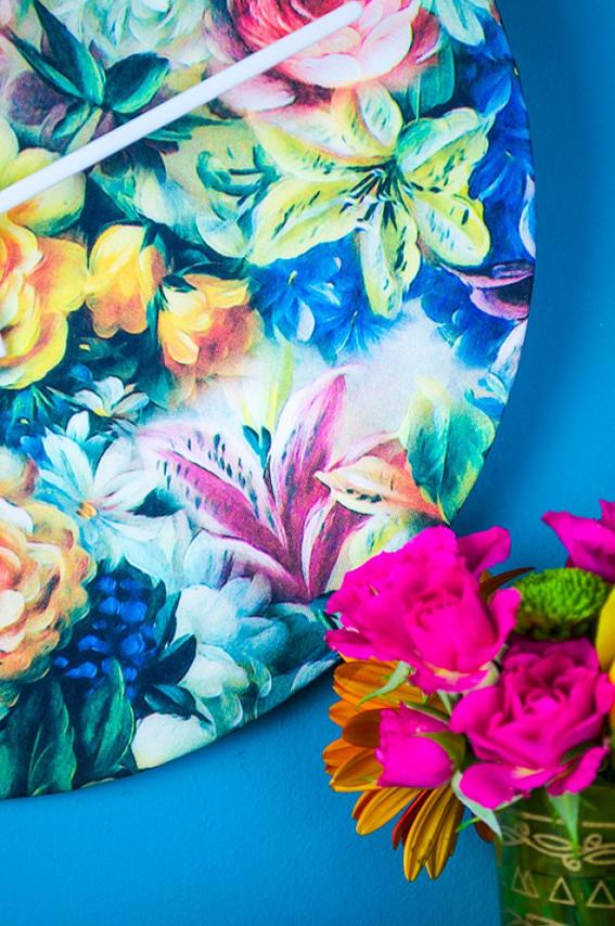 flowerclock