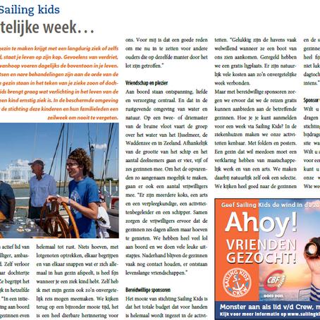 SK in de Ondernemerskrant Friesland