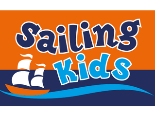 Nieuwe website Sailing Kids!