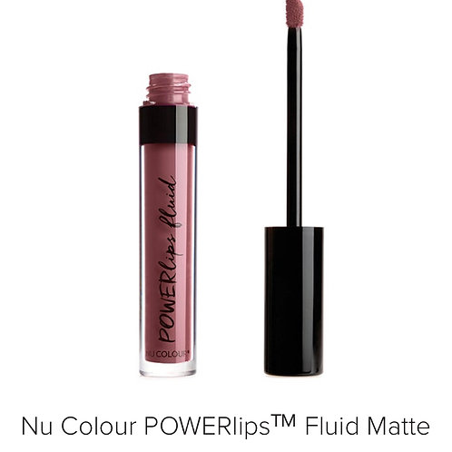 Nu Colour Powerlips Fluid Matte