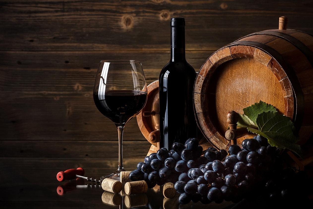 Картинки с бочкой и вином