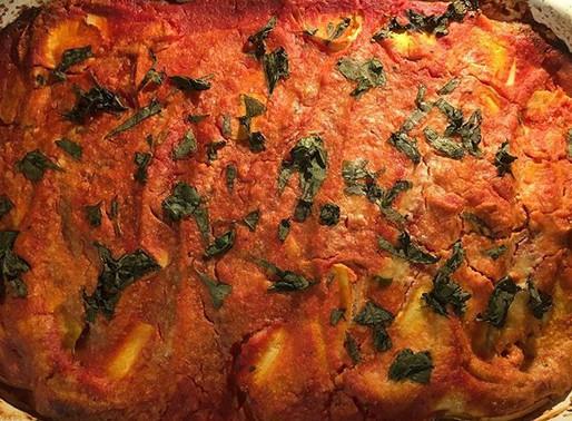Rutabaga Lasagna