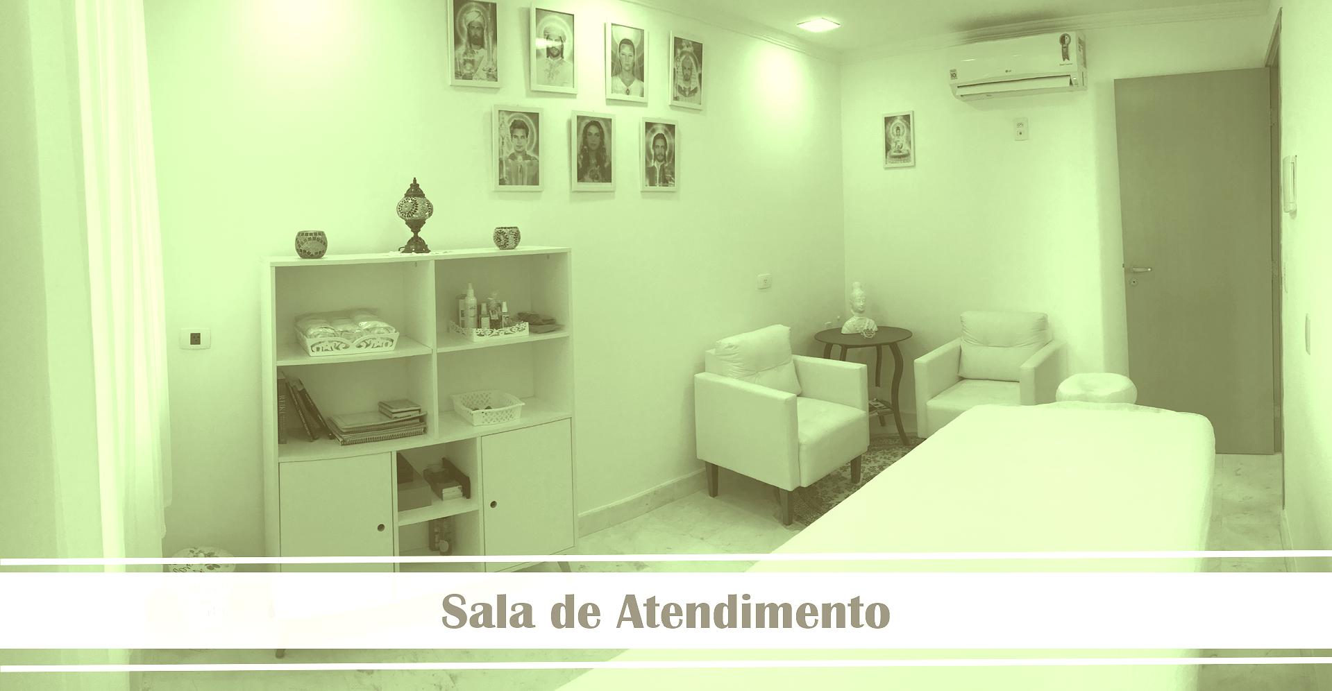 Sala de Atendimento Cantinho Ananda