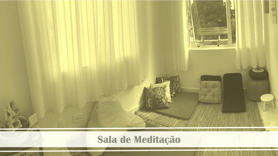 Sala de Meditação Cantinho Ananda