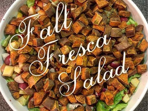 Fall Fresca Salad