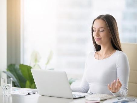 Meditação prática aplicada no ambiente de trabalho