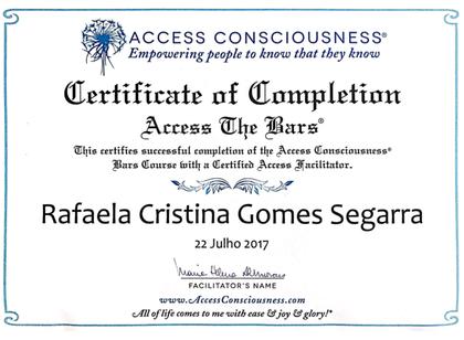 Barrs de Access