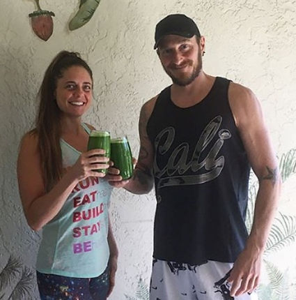 HGH Green Juice Couple Juice.jpg