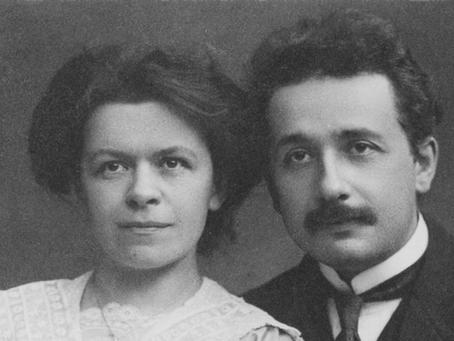 Carta de Albert Einstein à sua filha Lieserl