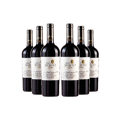 6 Botellas First Edition Cabernet Sauvignon