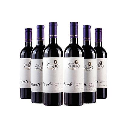 6 Botellas Private Cabernet Sauvignon