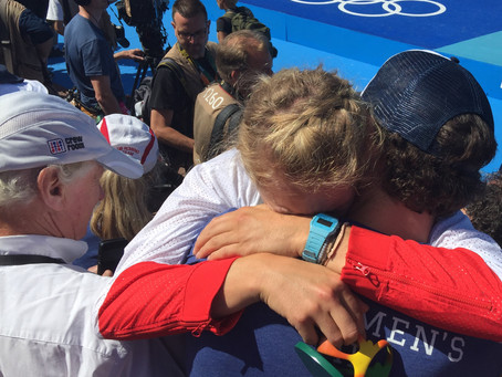 Rio 2016 Olympics - Rollercoaster of Emotions