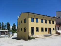 Progettazione di palazzina uffici