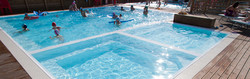 Progettazione di vasche idromassaggio per stabilimento balneare