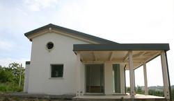 Cacolo strutturale di villa realizzata con metodo ISOTEX