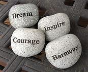 Positive Life Stones