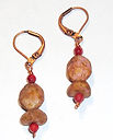 Czech Stone Earrings