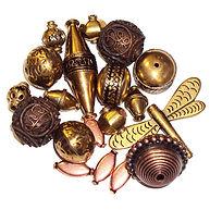 Metallics, Metal Beads