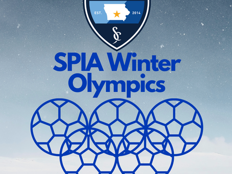 Winter (Soccer) Olympics? Indoor & Spring Soccer Options