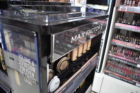 Cosmetics Display