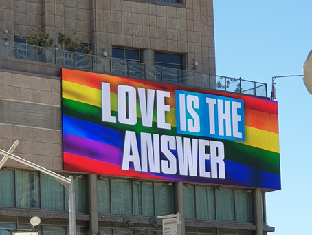 אהבה היא התשובה