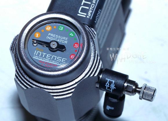 Intense 梅花型減壓錶頭 4mm 直樽用 (德國電磁閥配日本控制器)