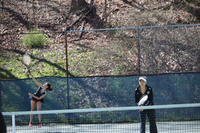 UHS Tennis in Full Swing: Defeats St. Clairsville, OH