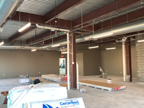 WBOY Segment on new Intermed Lab Office at the Mon Health Park