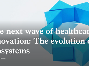 The Next Wave of Healthcare Innovation