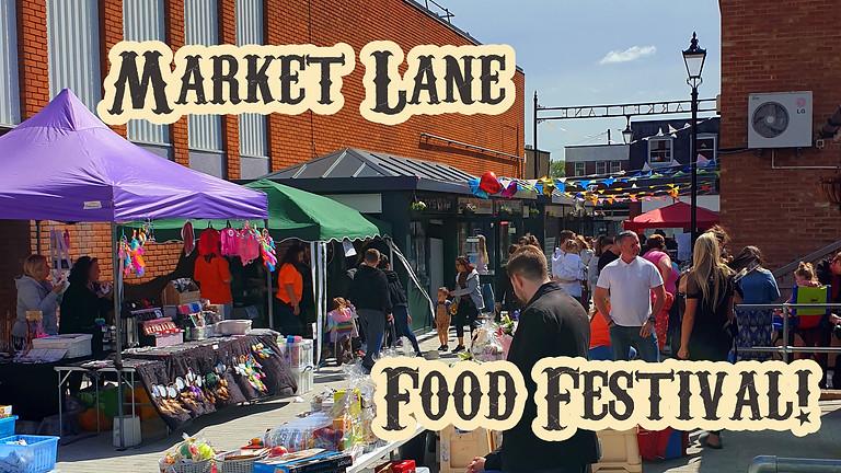 Market Lane - Food Festival
