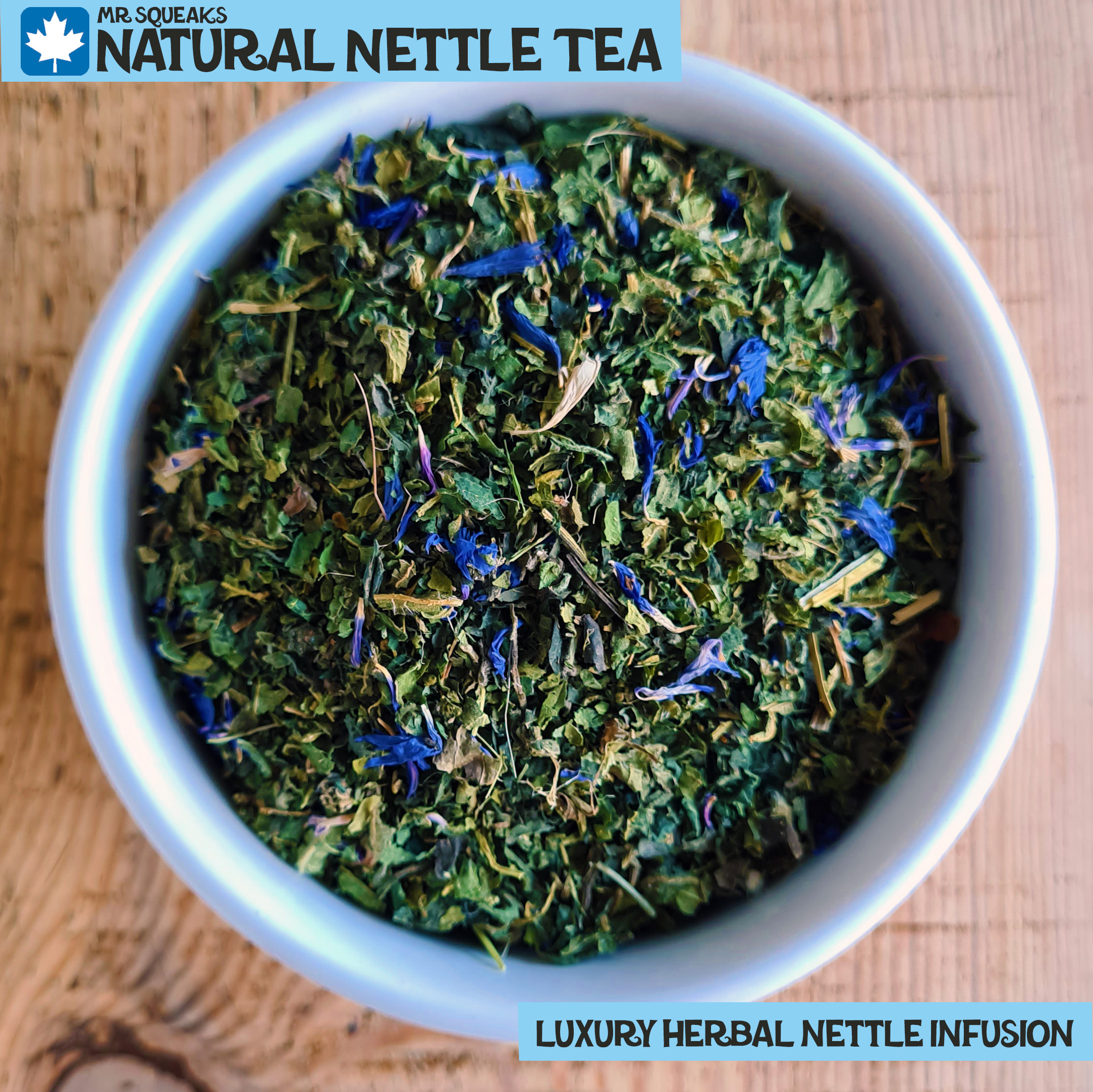 Natural Nettle Tea