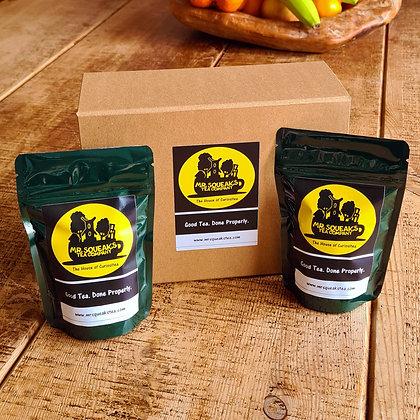 Green Tea Curiositea Box