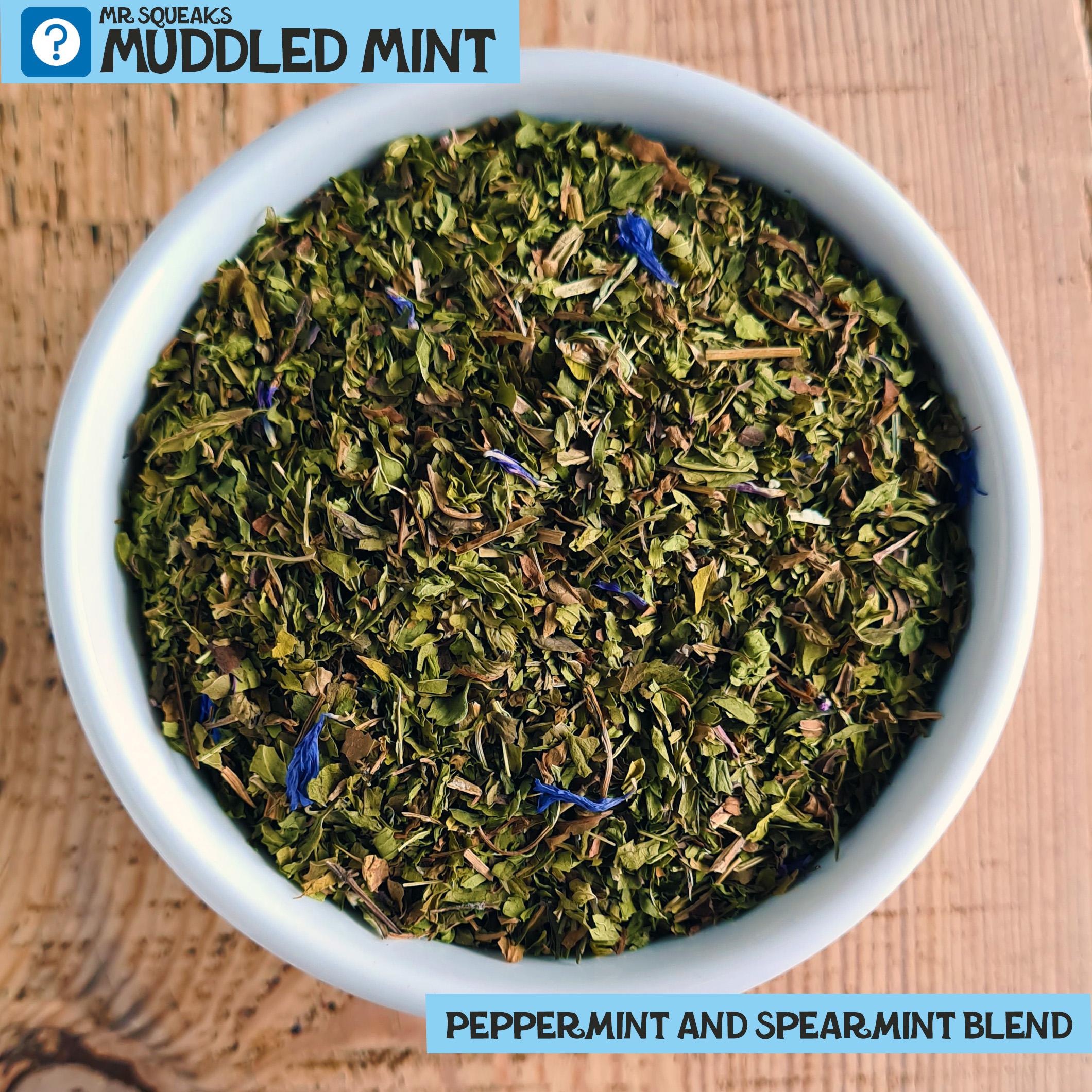 Muddled Mint
