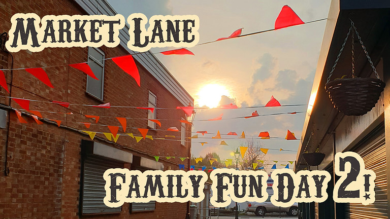 Market Lane - Family Fun Day 2