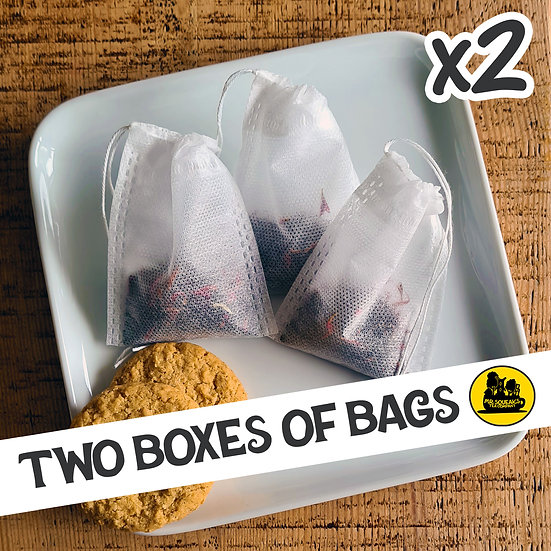 Two Box Heavy Teabag Subscription