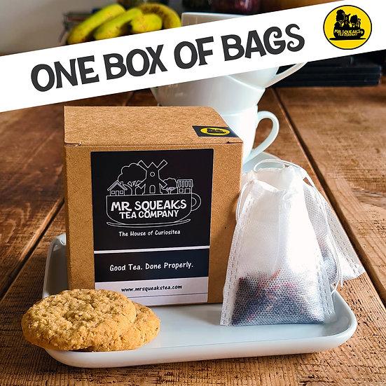 One Box Teabag Subscription