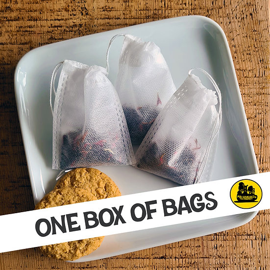 One Box Heavy Teabag Subscription