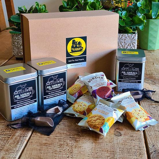 Club Classic Black Tea Box