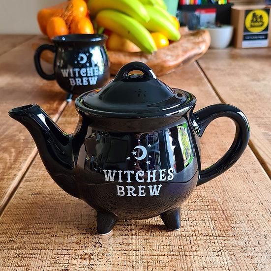 Witches Brew Teapot