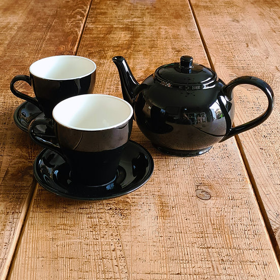 Club Everyday Porcelain Teaset