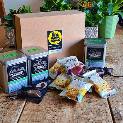 Classic Green Tea Box