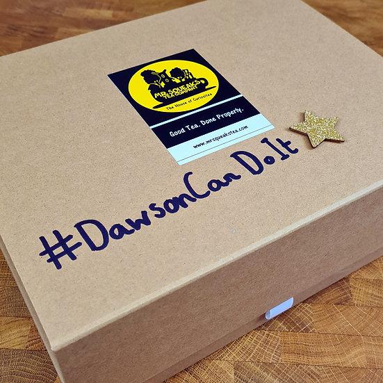 Dawson Can Do It Tea Box