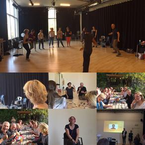 Onze tweedaagse workshop Visuele Muziek goedgekeurd door de stichting RTGS!